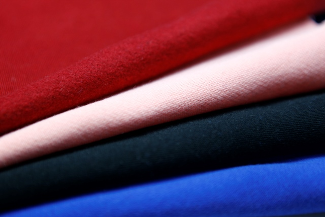 CVC Suede Fleece Knit