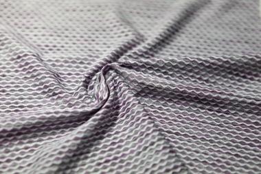 Poly Jacquard Knit