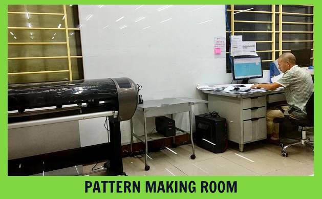 PATTERN MAKING ROOM-1
